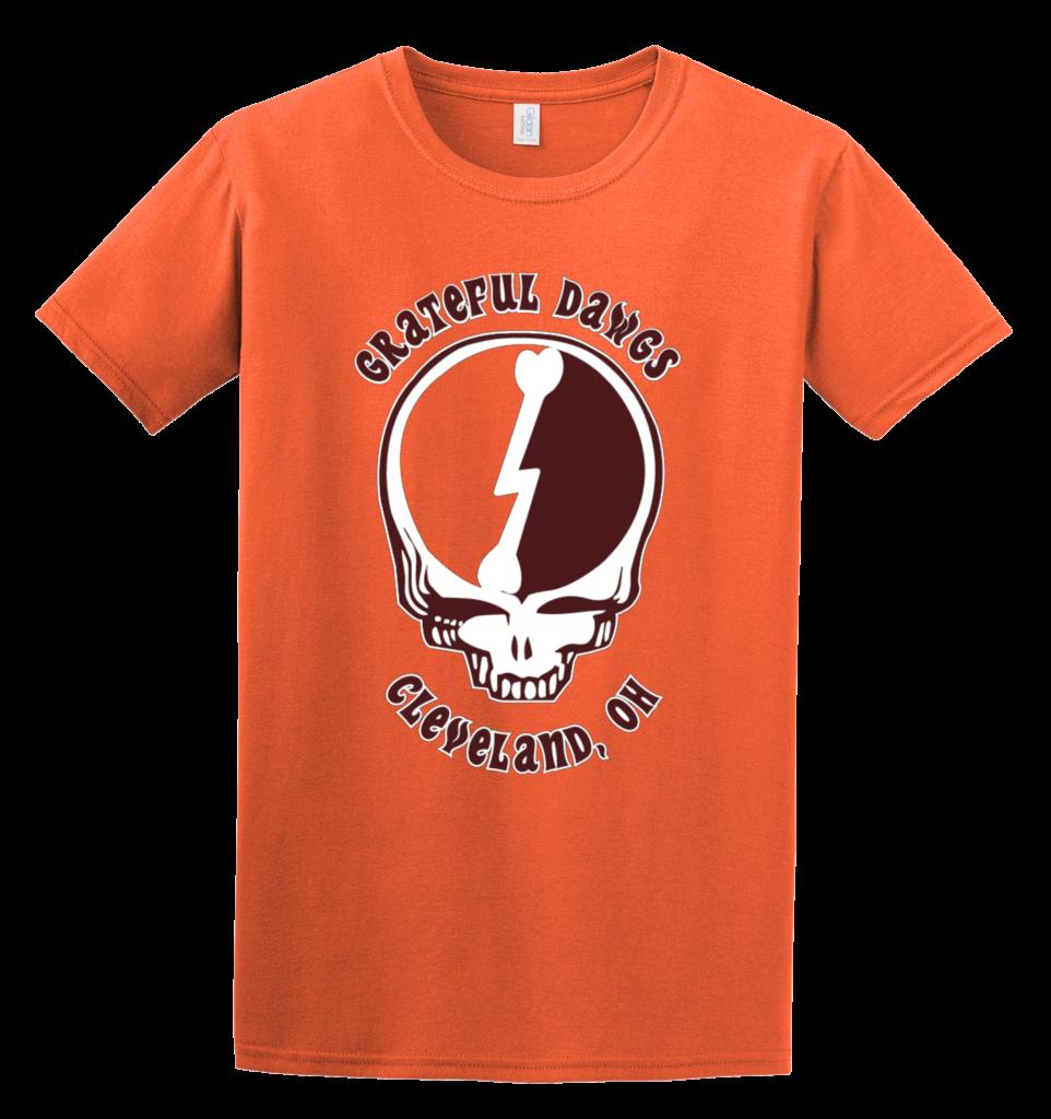 Grateful Dawgs Long Sleeve Crew Neck Shirt